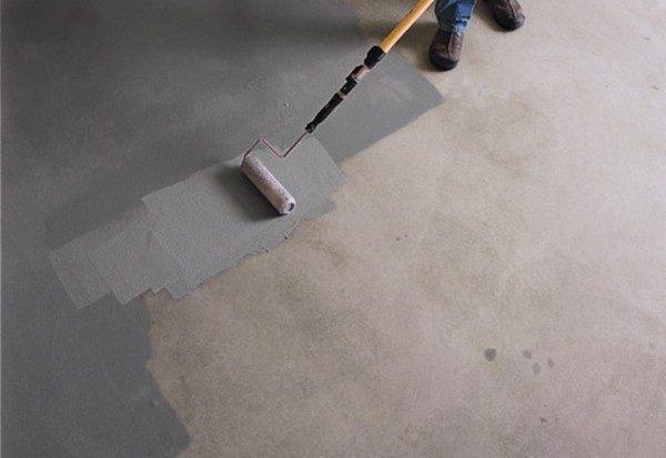 Pittura Per Cemento Armato : Quale vernice è adatta per dipingere il pavimento di cemento nel